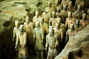 Terracotta Army by CathyDong