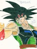 Bardock by king-69-lestat