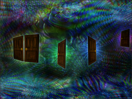 Cellular Doorways by Tzolkin