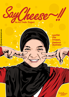 AT: Say Cheese by setobuje