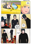 NaruSasu douji Pg 111 PhotoShoot by Cassy-F-E