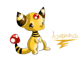 Ampharos by Chaomaster1