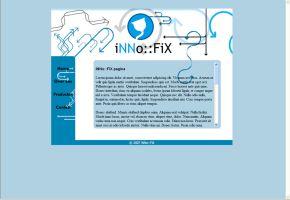 Interface iNNo FiX Update by webgraphix