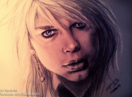 Michael Monroe by SavanasArt