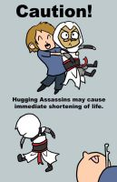 Hugging Assassins May Cause... by Kaxen6