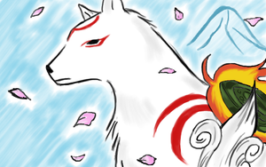 Amaterasu by VAMPIRELG