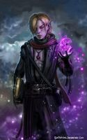 The Shadow Priest by SirTiefling