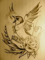sing bird by tattooneos