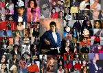 MJ collage by Princess-rachael