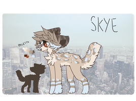 reference sheet by puppups