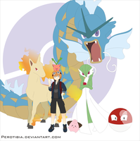 Pokemon Trainer by PerotiBia