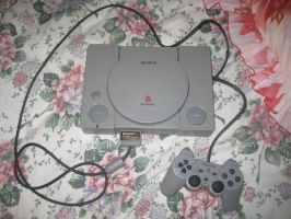 My Playstation 1 by T95Master