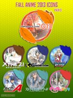 Fall 2013 Icon Pack 3 by LunaeMaster