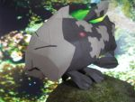 Relicanth papercraft by TimBauer92