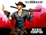 Outlaws to the End by WieldstheKey