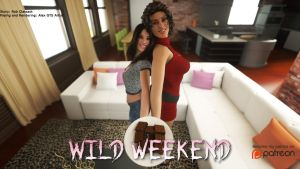 Wild Weekend Cover by Alex-GTS-Artist