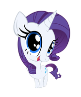 DAAWWW Rarity by InternationalTCK