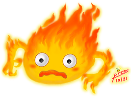 Calcifer by KitaW99