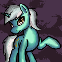 Lyra thing by paper-pony