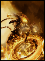 Ghost Rider by Xpz69