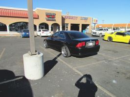 Lincoln LS by whendt