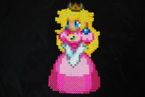 Card Saga Wars Princess Peach by Neo-Shadow-Bat