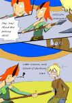 Arena OCT Round 1: VS. ERZA Page 9 by huffnut