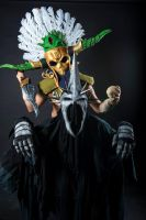 Witch Doctor n Witch King - KultCon'13 Frontal by Sizvahstar