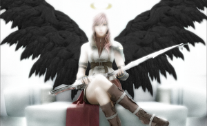 Lightning Angel by Christo-7