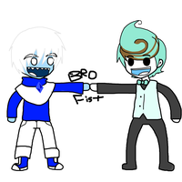 JACKS NEW BEST FRIEND WHOS A MALE by Ask-JackFrost