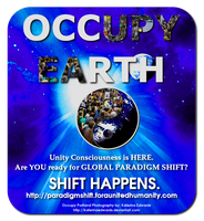 OCCUPY Earth by paradigm-shifting