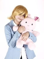 Honey and Usa-Chan Ouran Highschool by AnimeVoiceKiddo