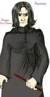 Snape for Domino by asta-chan