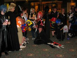 Anime North 09 - more KH group by Nephrae