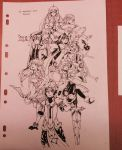 Elsword - Join our party! by Kuri-s
