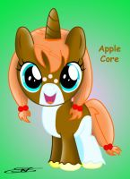 Apple Core - OC by LightDragon87