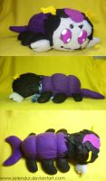 Plush Detail: Eridan Ampora by Zelendur