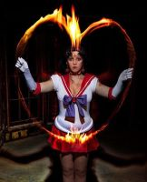 Heart of Fire by Vendieh
