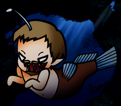 Angler Ross by alexfan101