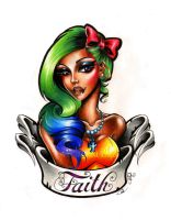FAITH by R-becca