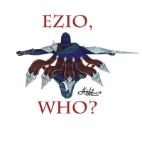 Ezio, who? Talon Commission by KikiChan94ftw