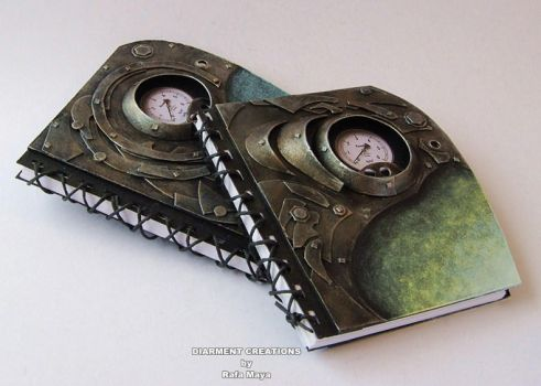 Notebooks Fantasy Tech 7-8 by Diarment
