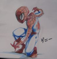 NYCC sketch 2 by danimation2001