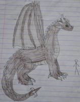my dragon form numero 3 by RSDfan1134