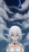 ++ Once Every Blue Moon ++ by Chibi-Mitsukai