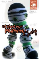 I Want My Mummy Slouchy by cleody