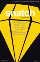 snatch poster A. by thescotters