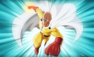 One punch is all it takes by ChuddmasterZero