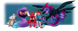 Pokemon Dream Team by Mudora