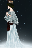 Ione - Queen of Winter by Seolhe